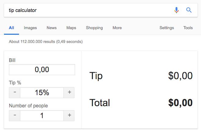 google advanced search tip