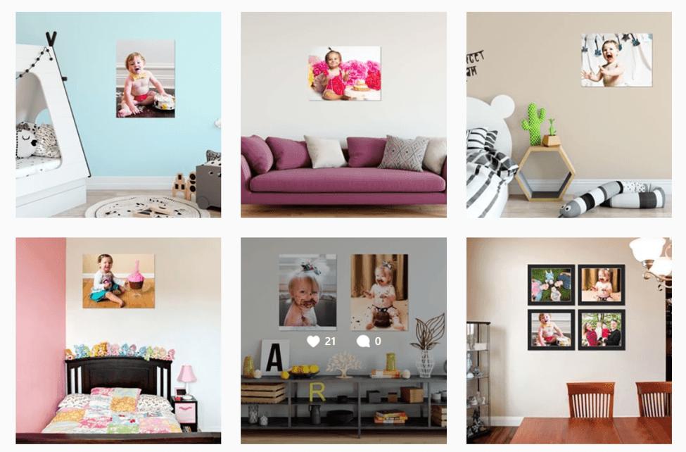 make money on Instagram with photos