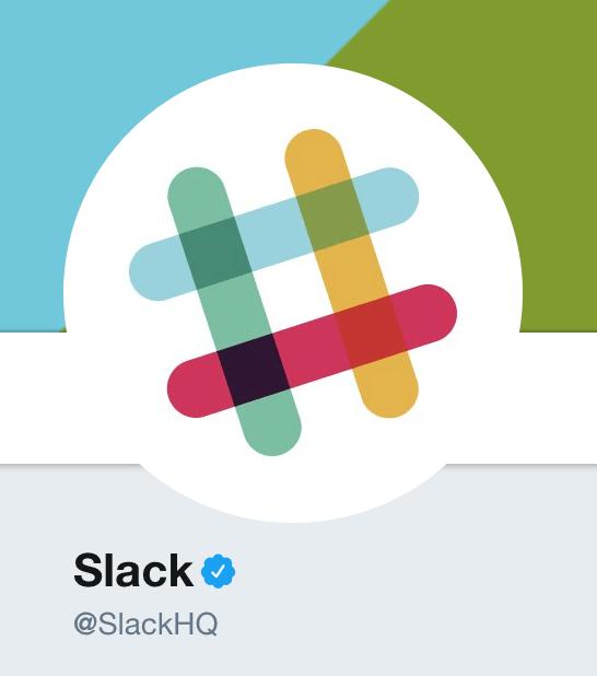 Slack Twitter Username