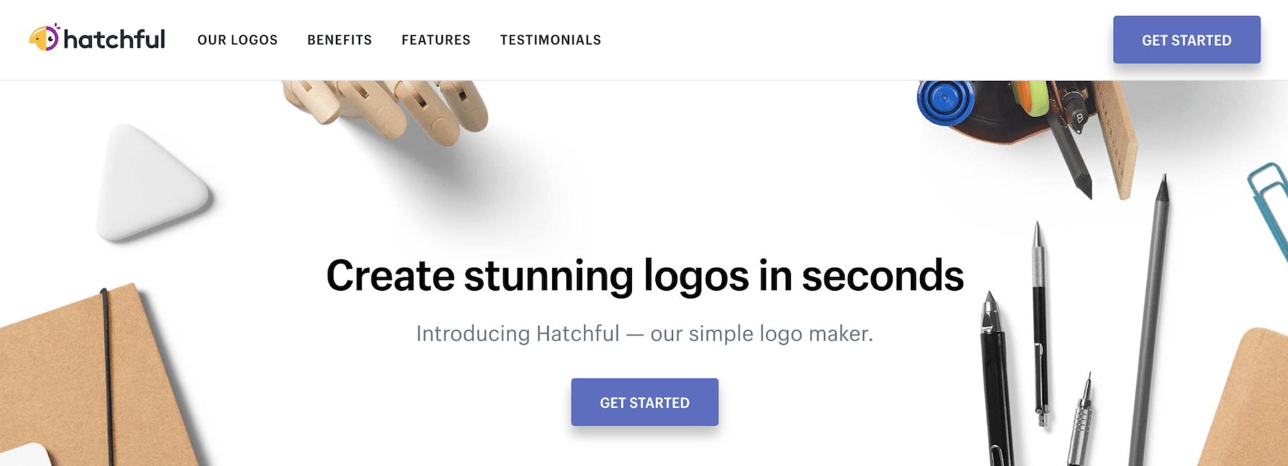 Hatchful Logo Creator