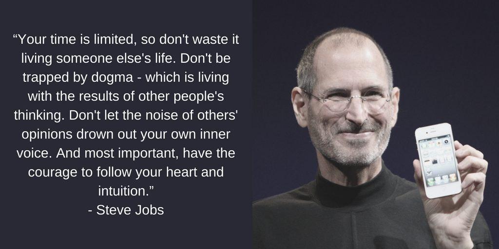 Famous Failures Steve Jobs