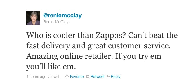 Zappos Customer Relations