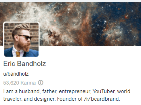 beardbrand social media strategy