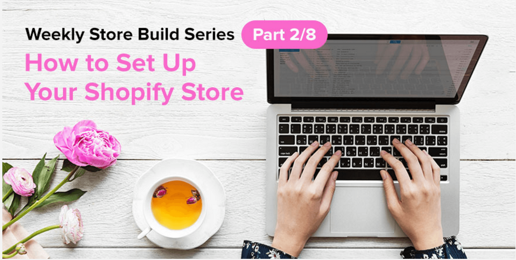 how to set up your shopify store