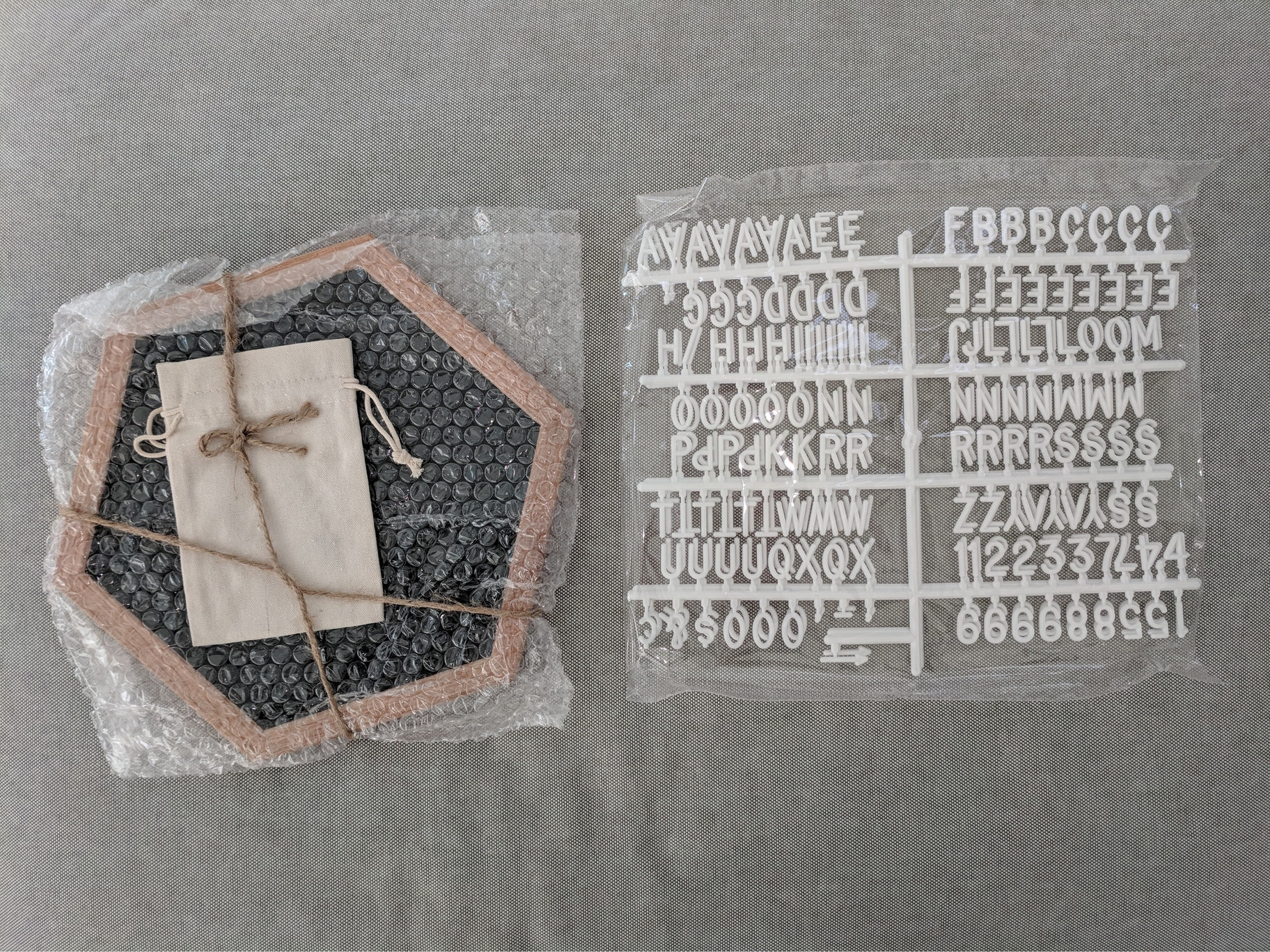 May 14th Package Products Wrapped
