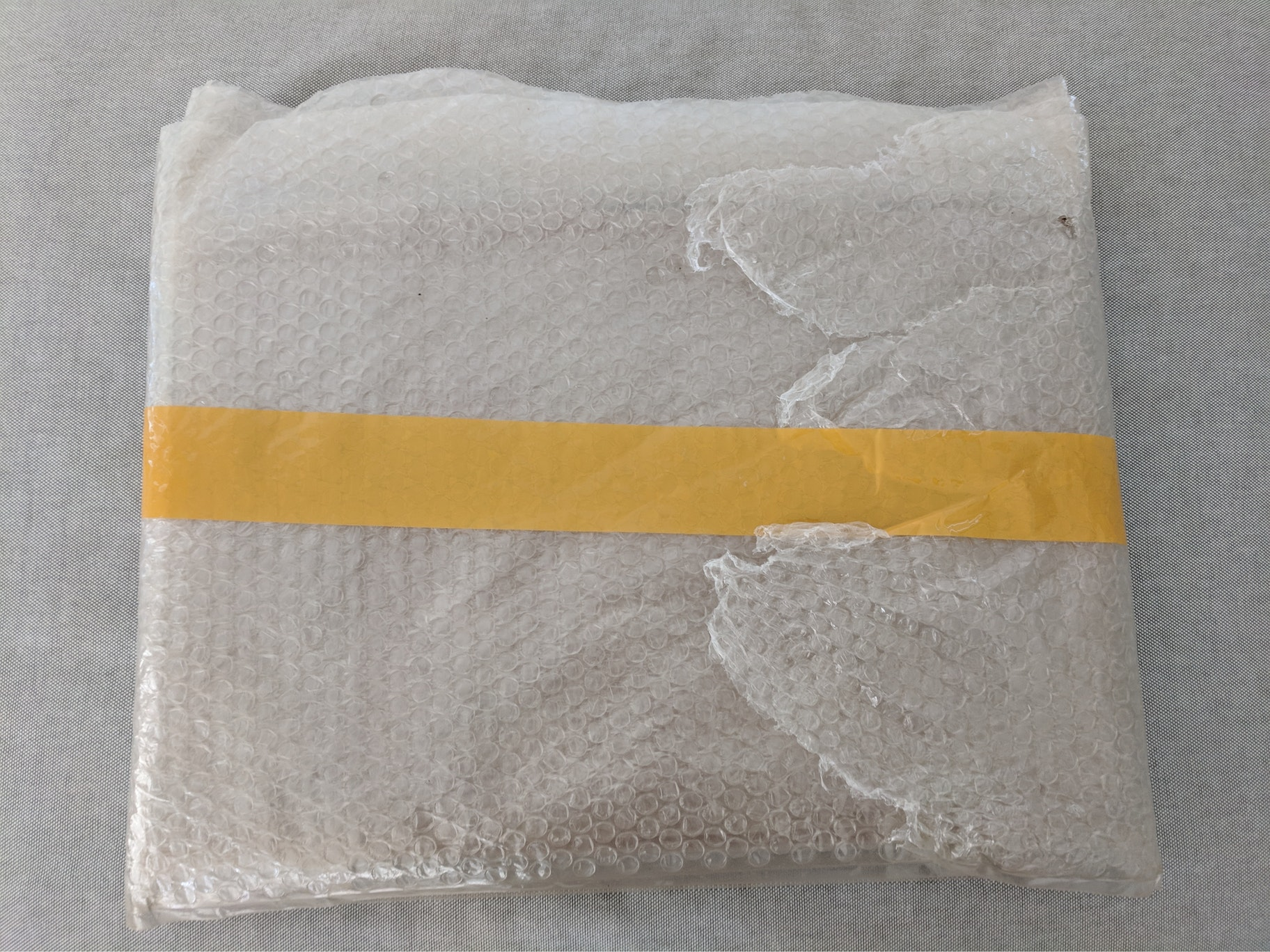 May 10th Package Bubble Wrap Outer