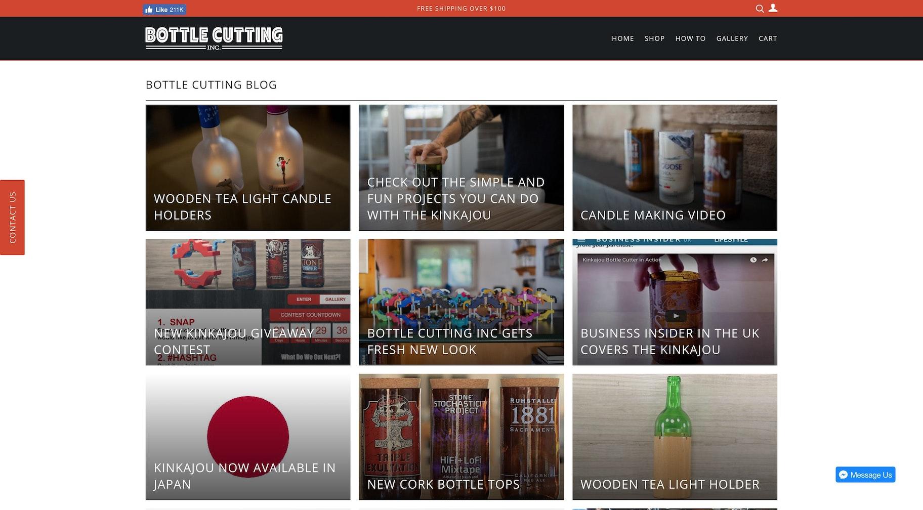 great blog designs