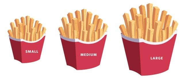 McDonald's Upsell