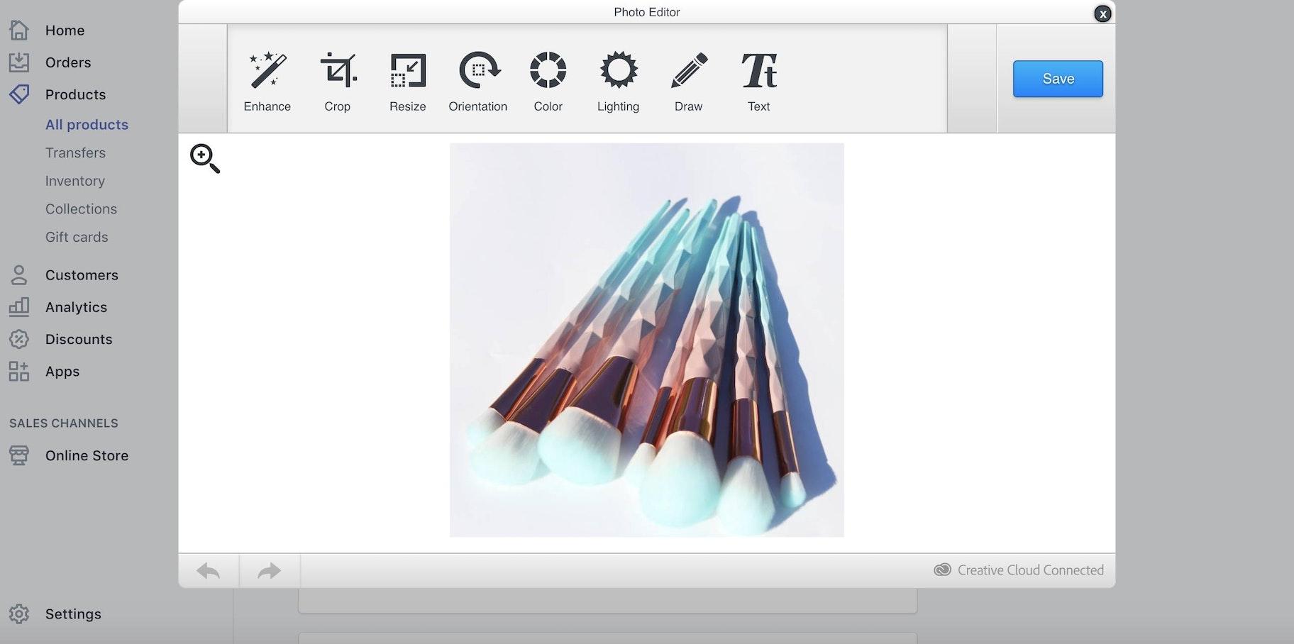 Shopify Tools - Image Resizer