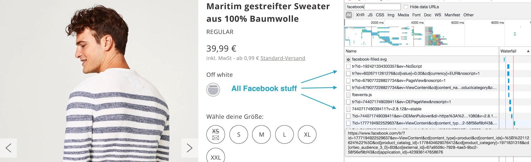 1603967900 esprit shopping code