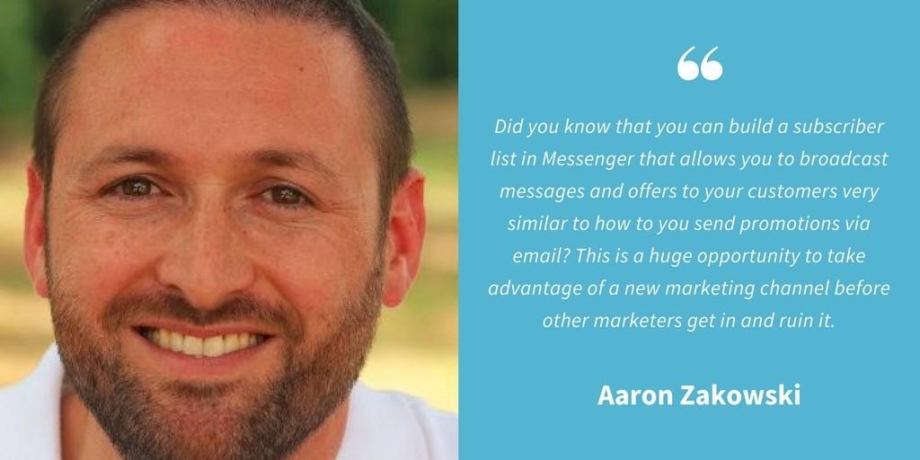 Advertising Quotes - Aaron Zakowski