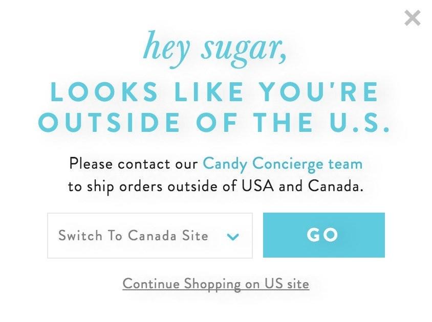 Sugarfina Email Brand Strategy