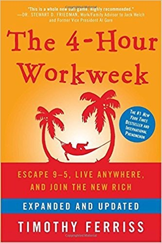 The Four Hour Work Week - Tim Ferriss