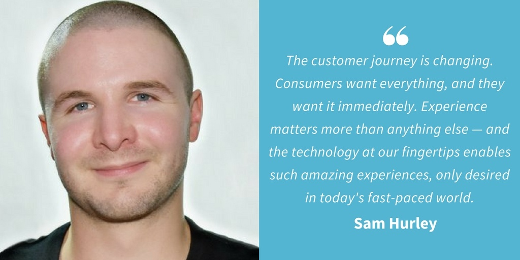 Ecommerce Quotes - Sam Hurley