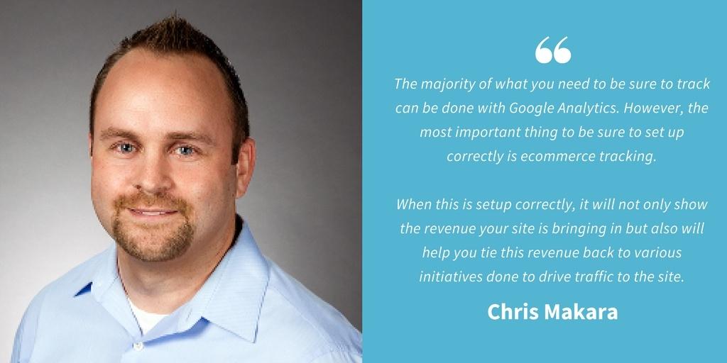 Ecommerce Quotes - Chris Makara