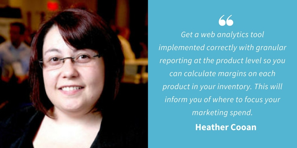 Ecommerce Quotes - Heather Cooan