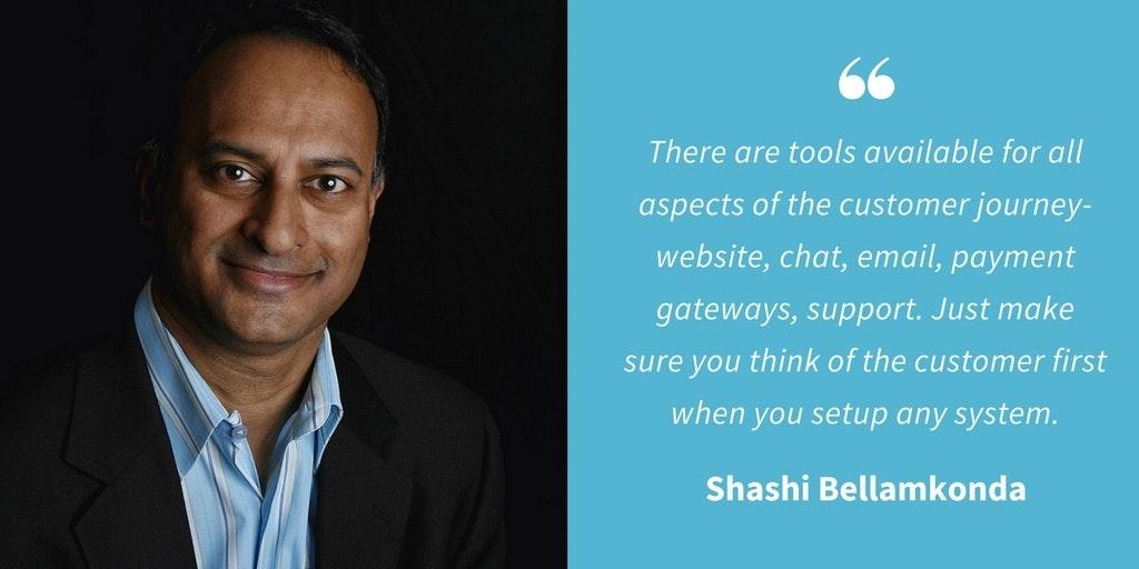 Ecommerce Quotes - Shashi Bellamkonda