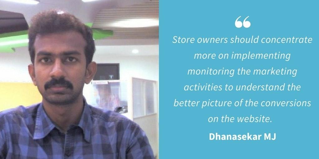 Ecommerce Quotes - Dhanasekar MJ