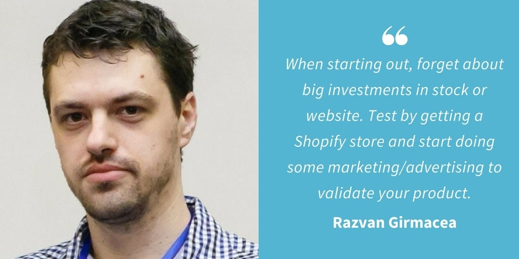 Ecommerce Quotes - Razvan Girmacea