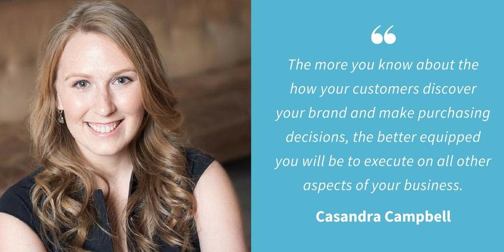 Ecommerce Quotes - Casandra Campbell