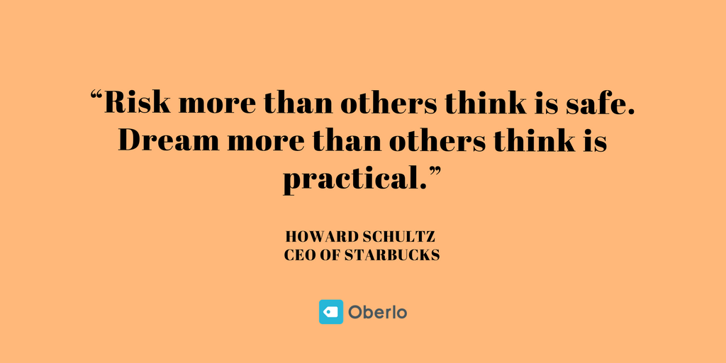 Howard Schultz - Business Quotes