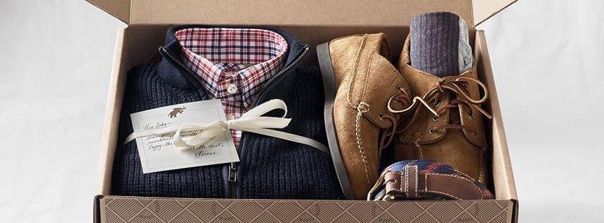 trunk club packaging