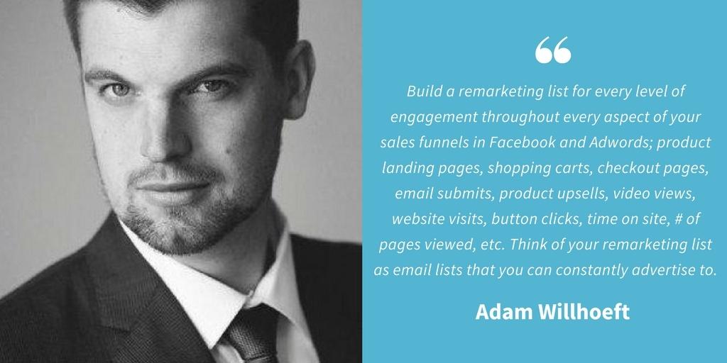 Advertising Quotes - Adam Willhoeft