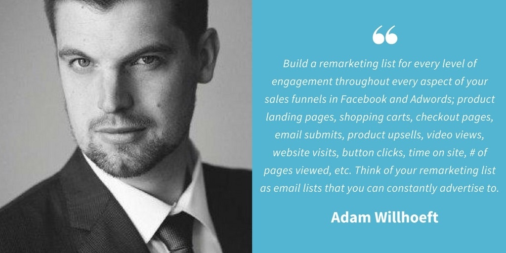Advertising Quotes - Adam Willhoeft