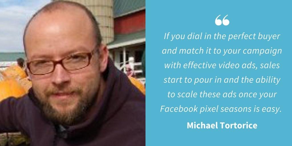 Advertising Quotes - Michael Tortorice