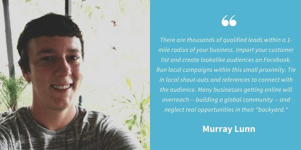 Advertising Quotes - Murray Lunn