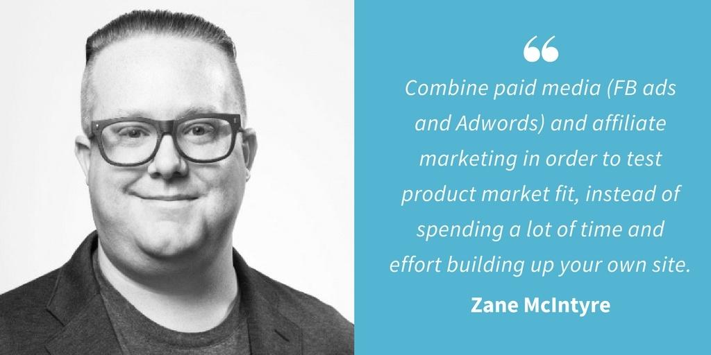 Advertising Quotes - Zane McIntyre