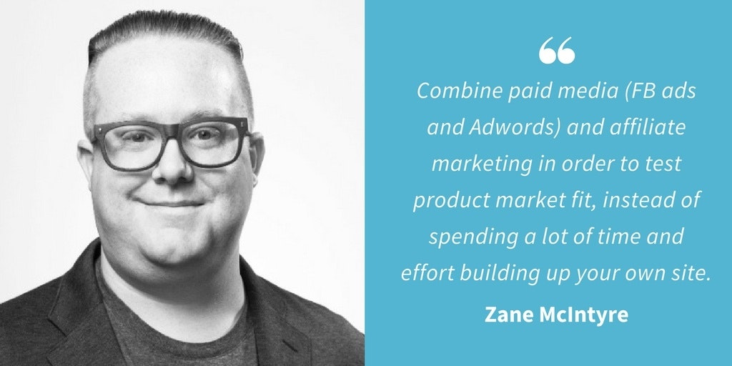 Advertising Quotes - Zane McIntyre