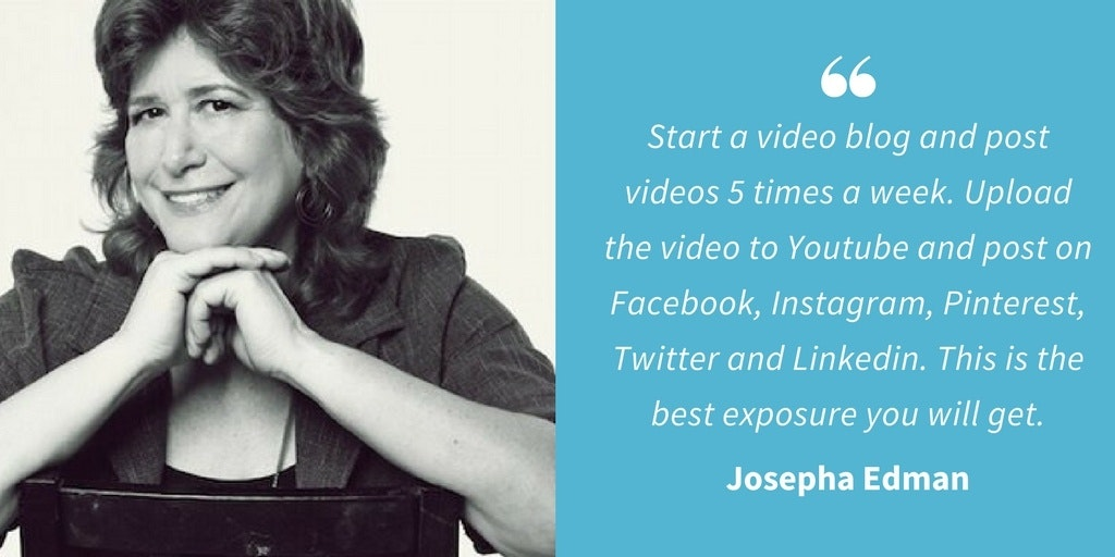 Social Media Quotes - Josepha Edman