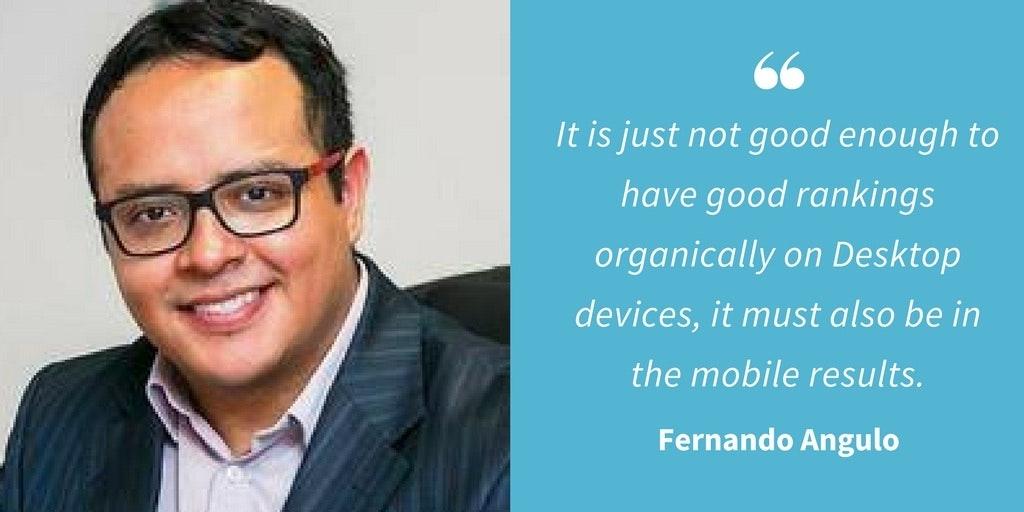 SEO Quotes - Fernando Angulo