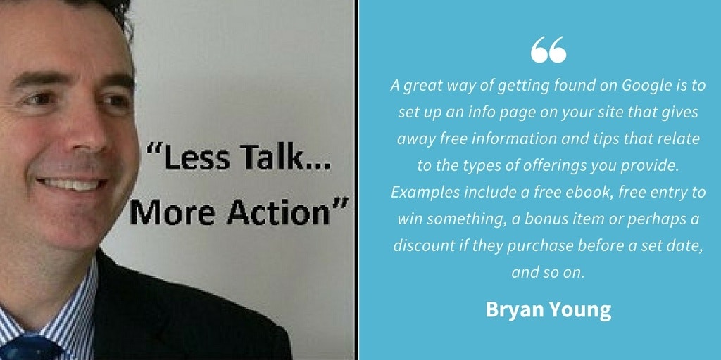 SEO Quotes - Bryan Young