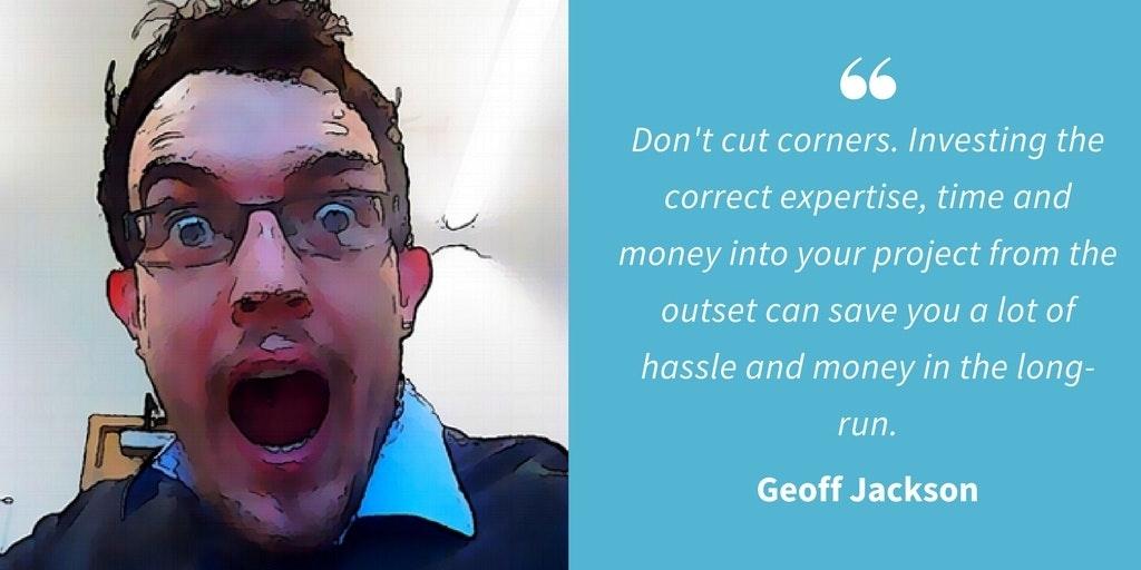 SEO Quotes - Geoff Jackson
