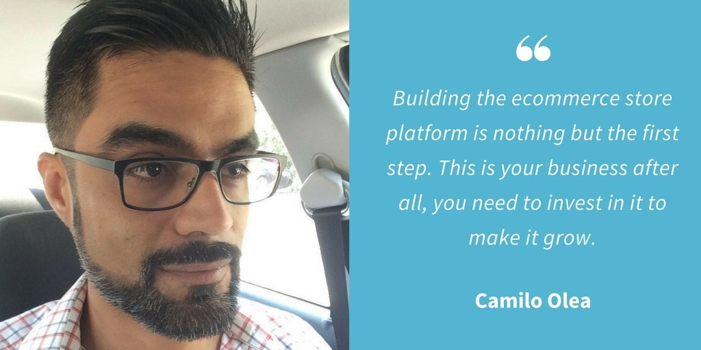 SEO Quotes - Camilo Olea