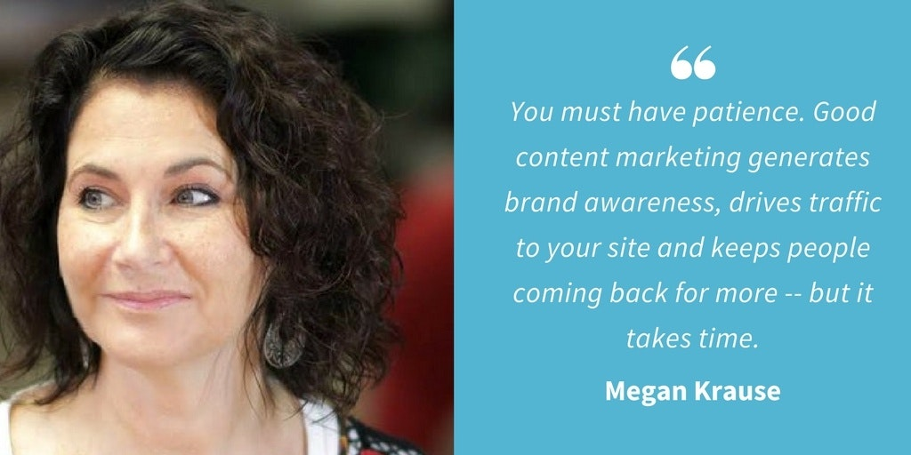 SEO Quotes -Megan Krause