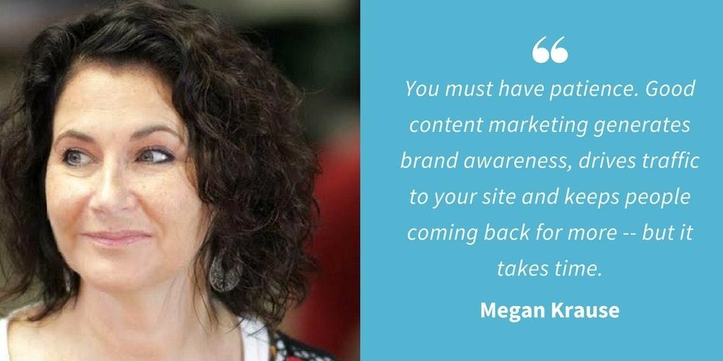 SEO Quotes -Megan Krause