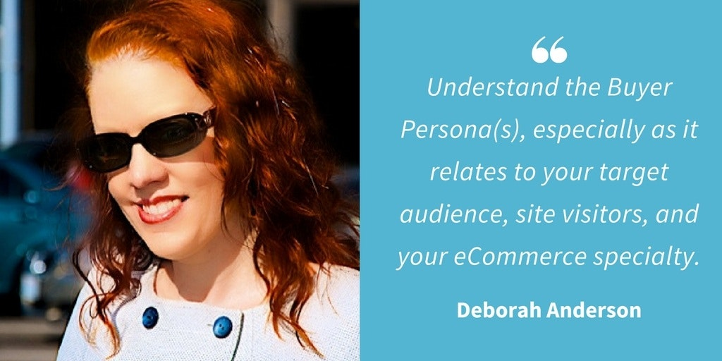 Marketing Quotes - Deborah Anderson