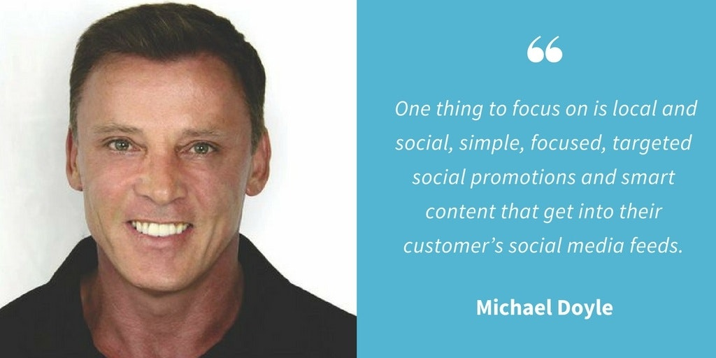 Marketing Quotes - Michael Doyle