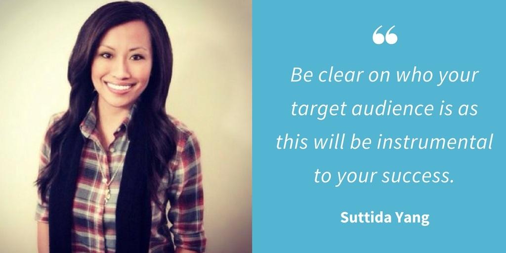 Marketing Quotes - Suttida Yang