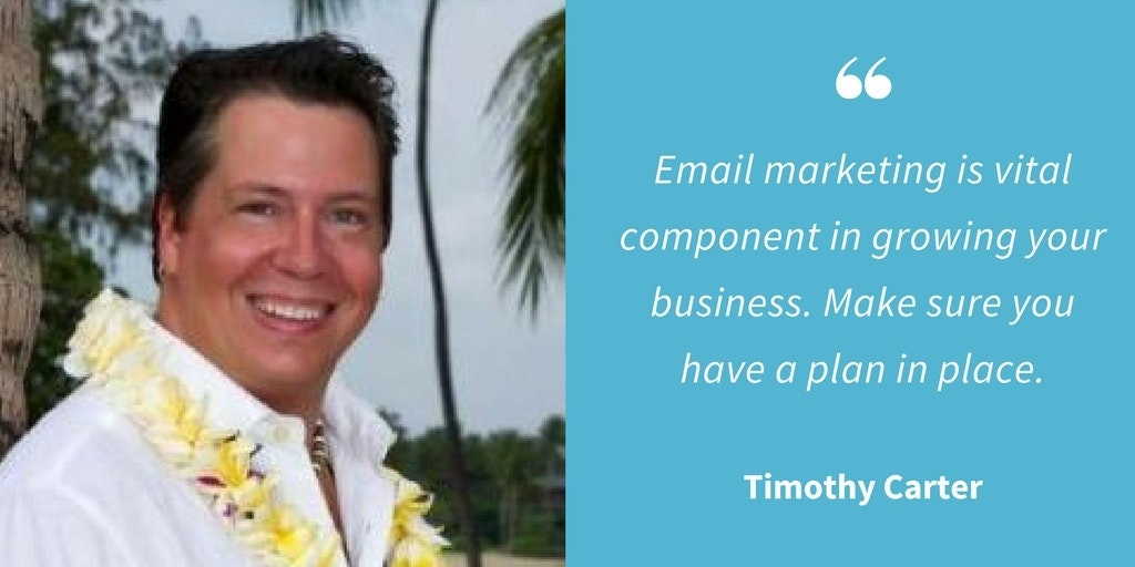 Marketing Quotes - Timothy Carter