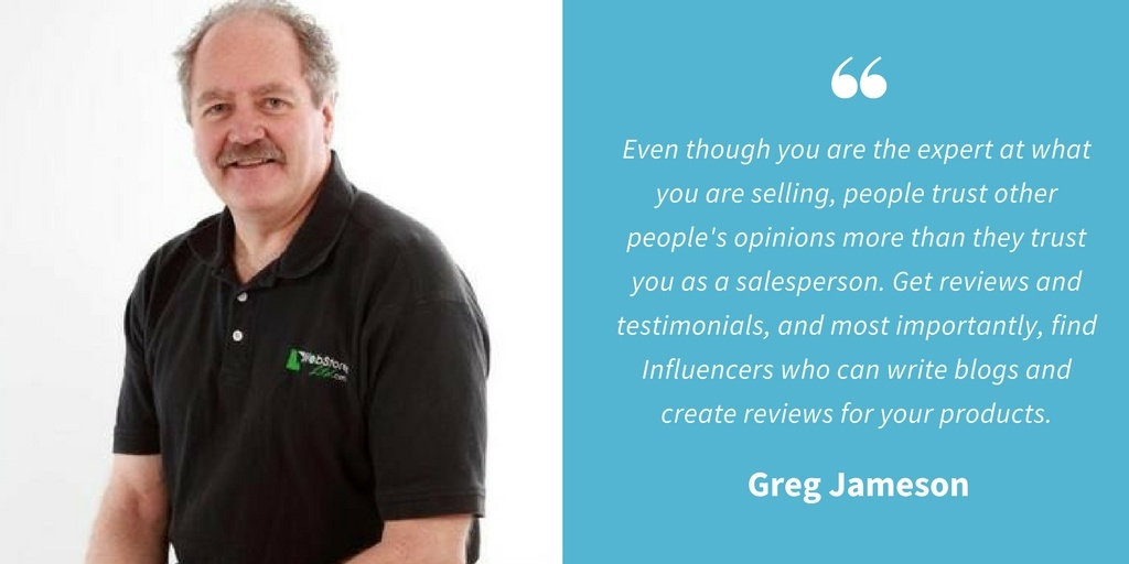 Marketing Quotes - Greg Jameson