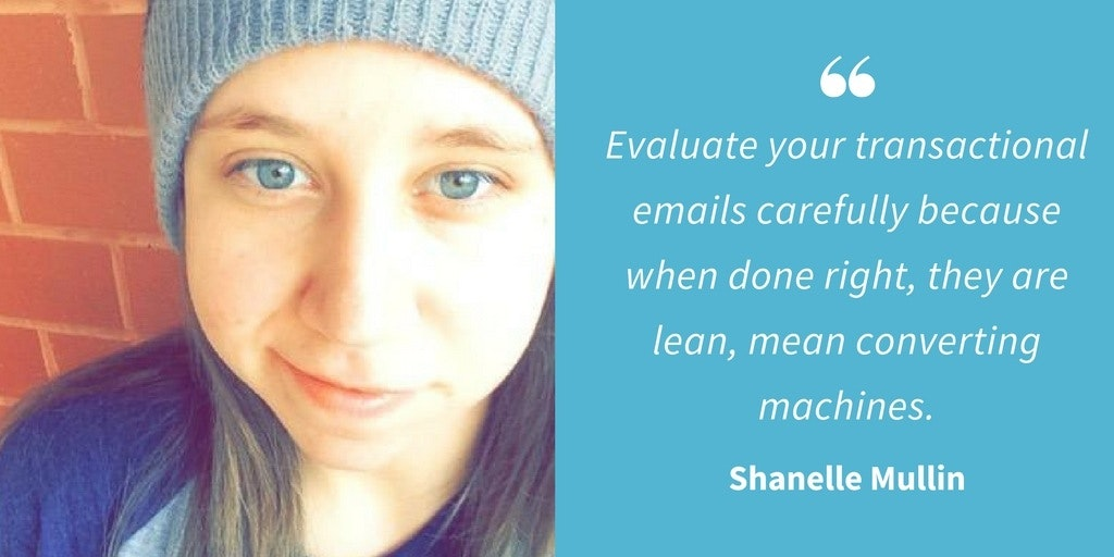 Marketing Quotes - Shanelle Mullin