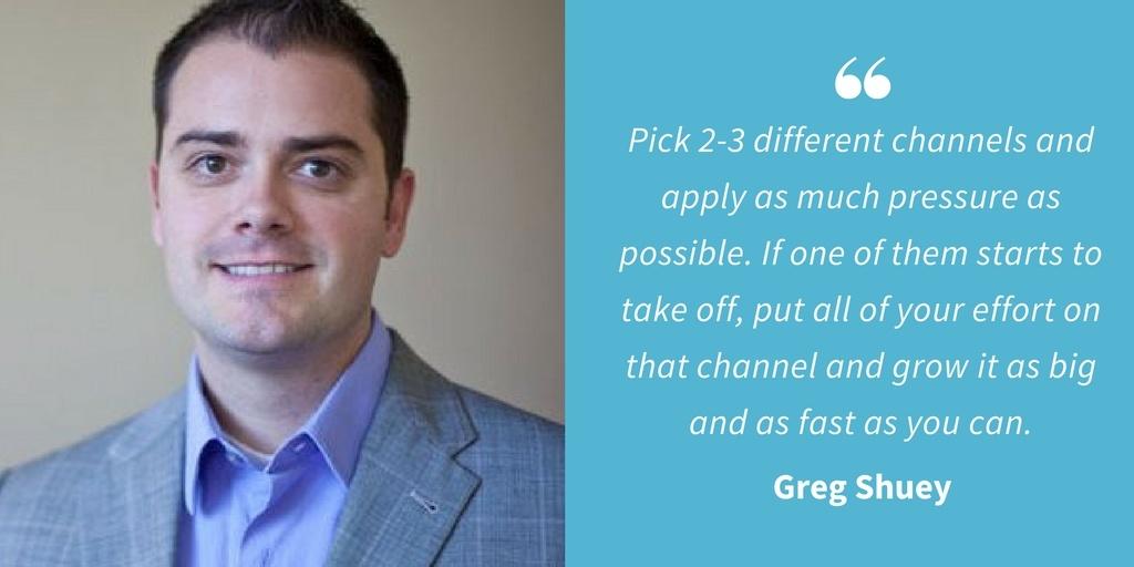 Marketing Quotes - Greg Shuey