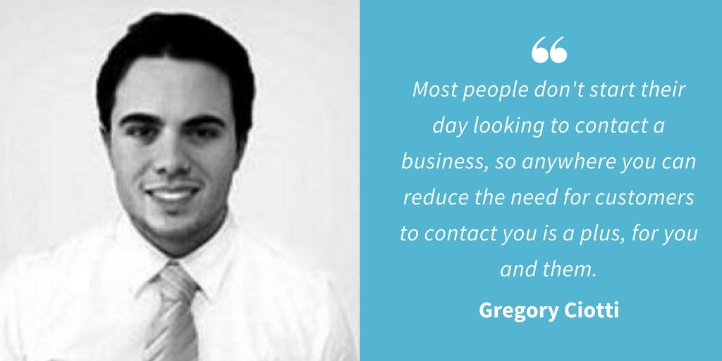 Marketing Quotes - Gregory Ciotti