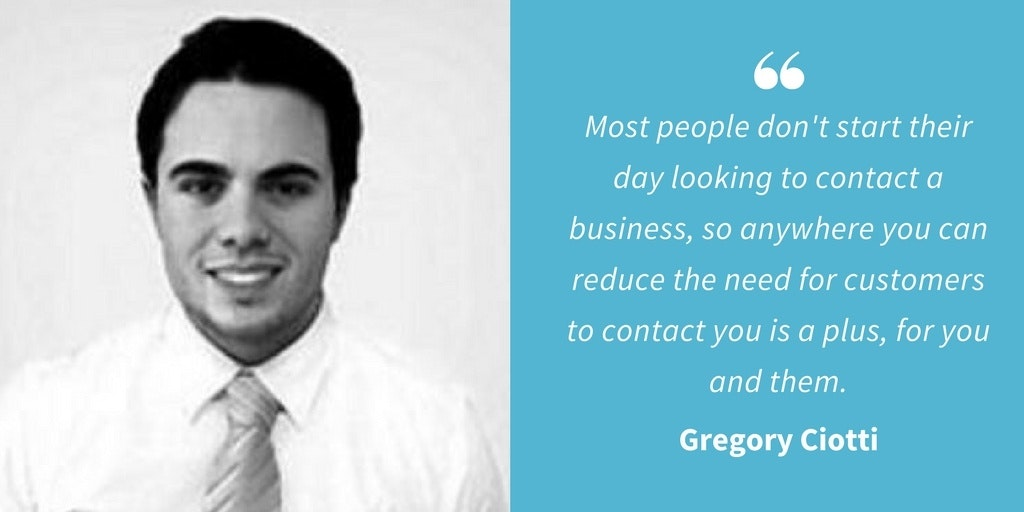 Marketing Quotes - Gregory Ciotti