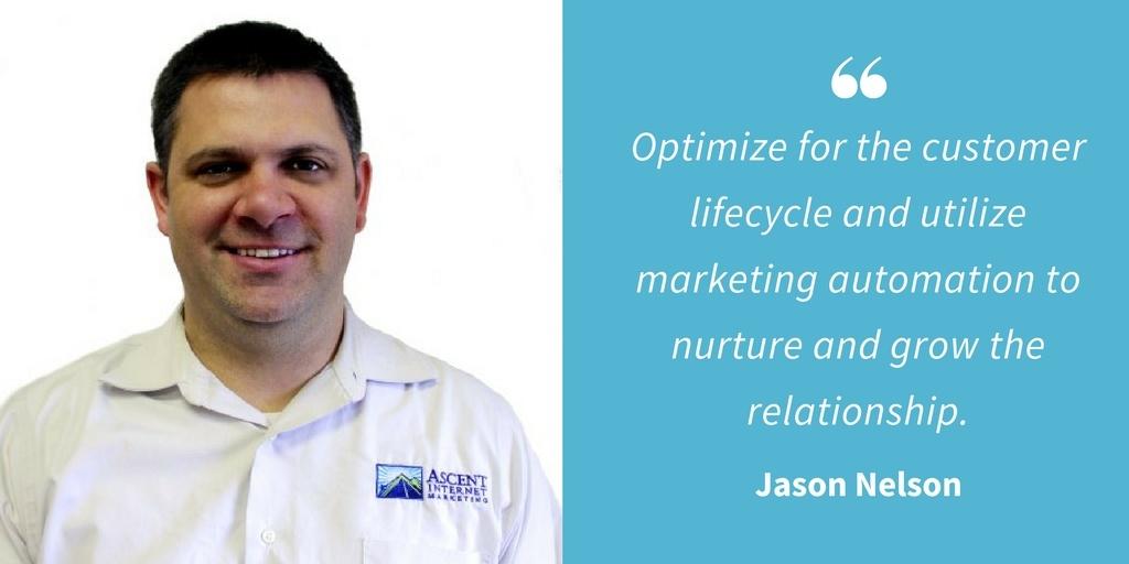Marketing Quotes - Jason Nelson