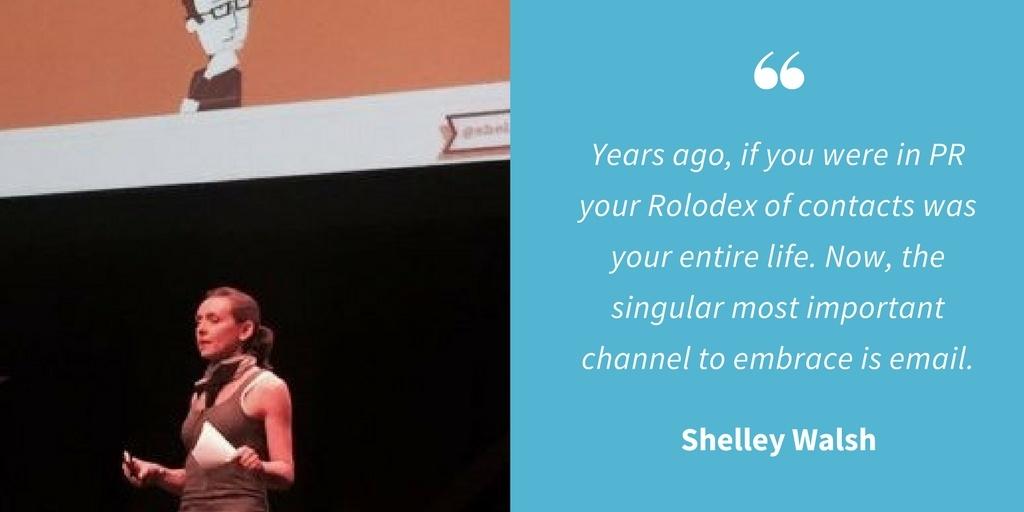 Marketing Quotes - Shelley Walsh